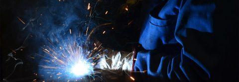 Industrial sheet metal - Welding